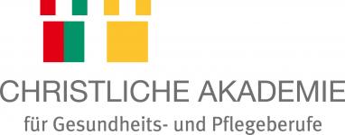 Logo of Christliche Akademie für Gesundheits- und Pflegeberufe Halle gGmbH