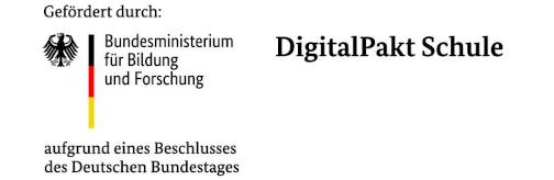 Logo - Digitalpakt Schule