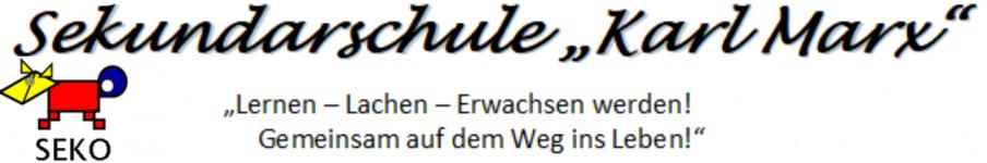 "Sekundarschule ""Karl Marx"""