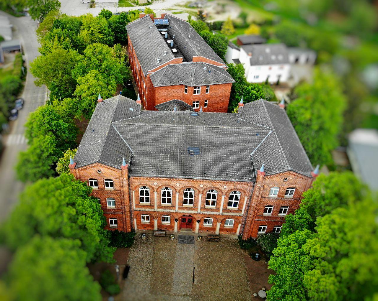 Gemeinschaftsschule Seehausen Luftbild